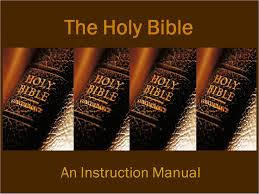 bible-instruction-manual