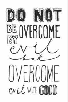 overcomeevil