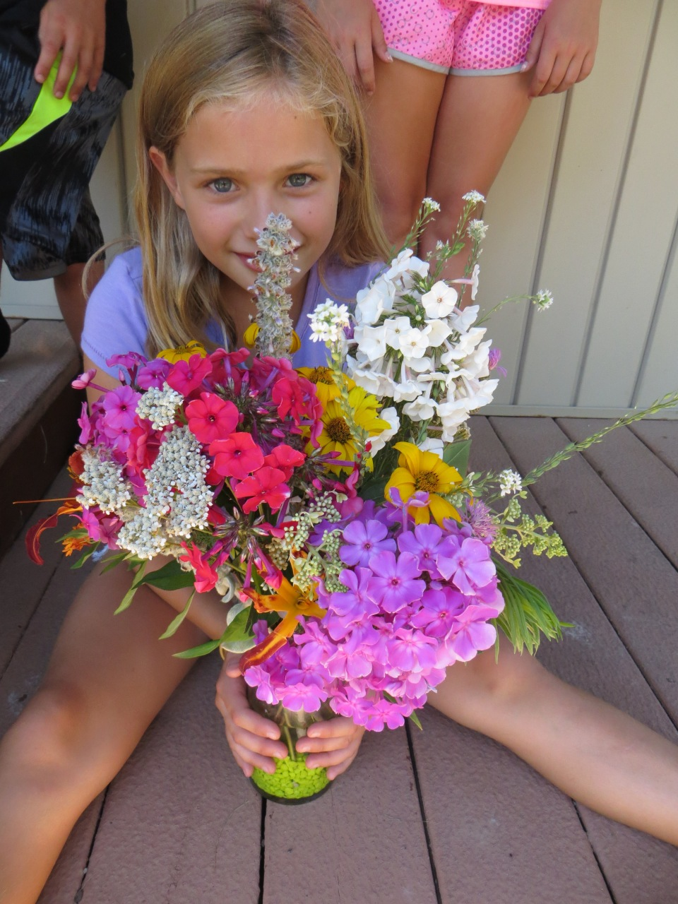 flowers for NeeNee